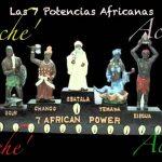 7 potencias africanas 7