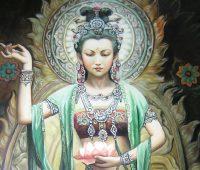 Oración a Kwan Yin