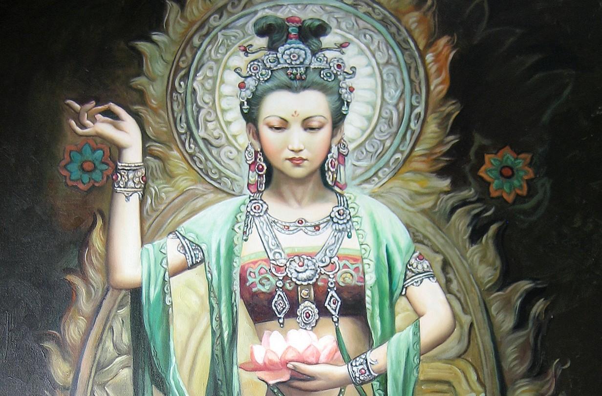 Kwan yin 8