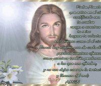 Oracion Padre nuestro para la unión y proteccion familiar