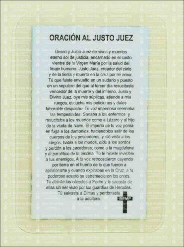 Divino y Justo Juez