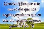 Oración para dar gracias a Dios por un nuevo día