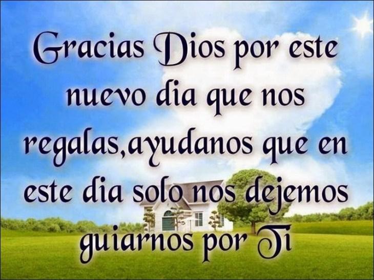 Feliz Dia D Accion D Gracias >> Oración para dar gracias a Dios por un nuevo día Oraciona