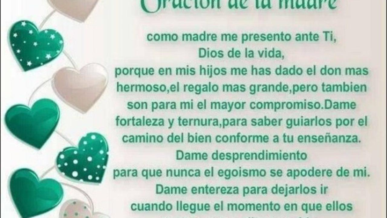 Oración Para Una Madre Enferma Oraciona