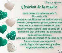 Oración para una madre enferma