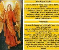 Oración Arcángel Uriel para dinero