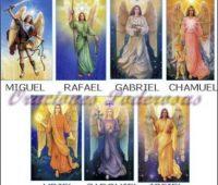 Oración a los 7 Arcángeles para alejar enemigos ocultos
