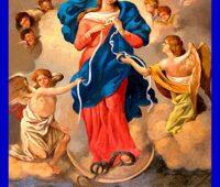 Oración a Maria Desatanudos