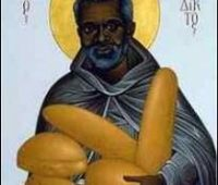 Oración a San Benito de Palermo