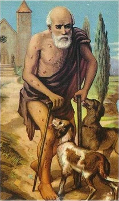 Oración A San Lázaro Patrono De Los Perros Oraciona