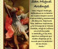 Oración a San Rafael Arcángel para protección