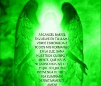 Oración a San Rafael médico divino