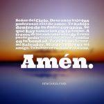Oración milagrosa para la salud
